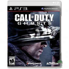 Call of Duty Ghosts PS3 (Английский язык)