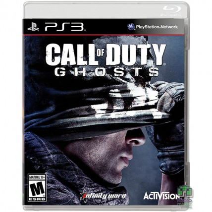 Игры PlayStation 3 - Call of Duty Ghosts Б/У PS3