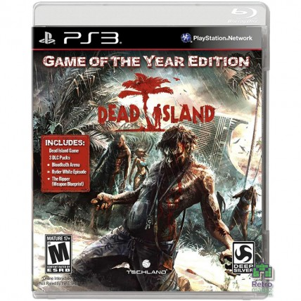 Игры PlayStation 3 - Dead Island Game of The Year Edition PS3
