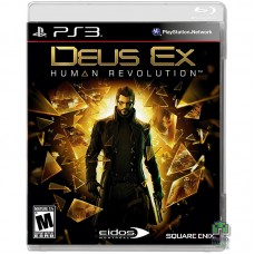 Deus Ex Human Revolution PS3 - интернет магазин Retromagaz