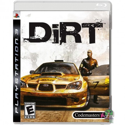 Игры PlayStation 3 - Dirt Colin McRae PS3