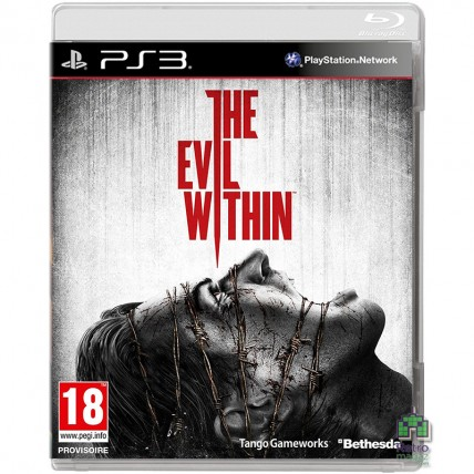 Игры PlayStation 3 - Evil Within РУС PS3