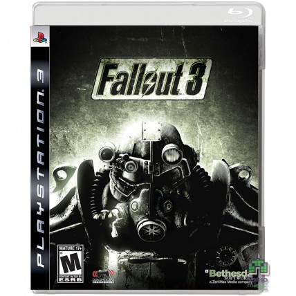Игры PlayStation 3 - Fallout 3 PS3