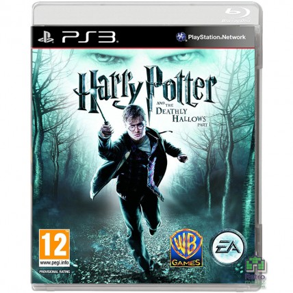 Игры PlayStation 3 - Harry Potter and the Deathly Hallows - Part 1 РУС PS3