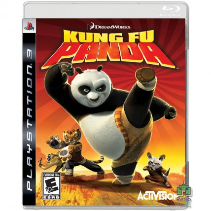 Игры PlayStation 3 - Kung Fu Panda PS3
