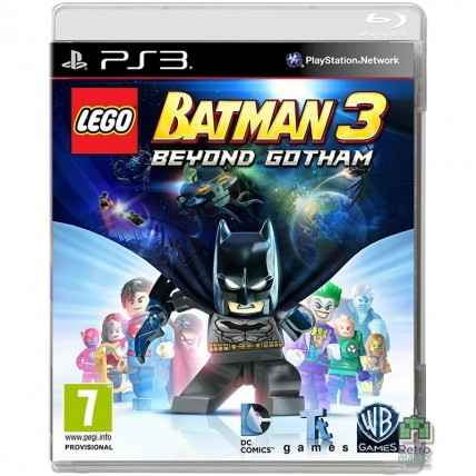 Игры PlayStation 3 - Lego Batman 3 Beyond Gotham РУС PS3