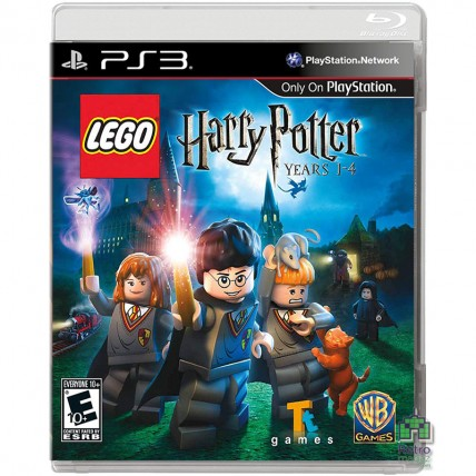 Игры PlayStation 3 - Lego Harry Potter Years 1-4 PS3