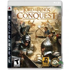 Lord of The Rings ConQuest PS3 - интернет магазин Retromagaz