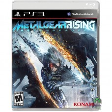 Metal Gear Rising: Revengeance PS3 - интернет магазин Retromagaz