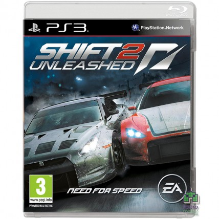 Игры PlayStation 3 - Need For Speed Shift 2 Unleashed РУС PS3