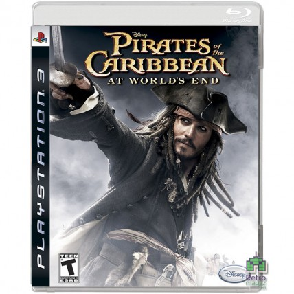 Игры PlayStation 3 - Pirates of The Caribbean at World's End PS3