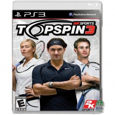 PS3 2K Sports TopSpin 3 Б/У - интернет магазин Retromagaz