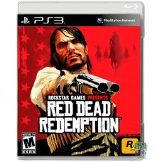 Red Dead Redemption PS3 (Английский язык)