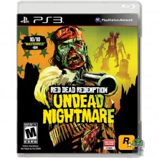Red Dead Redemption Undead Nightmare PS3 (Английский язык)