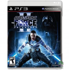 Star Wars The Force Unleashed 2 PS3 - интернет магазин Retromagaz