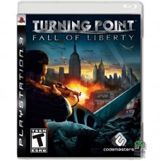 Turning Point Fall of Liberty PS3