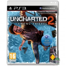 Uncharted 2 Among Thieves РУС PS3 bces 00757 - интернет магазин Retromagaz