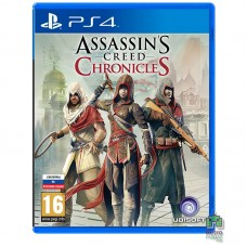 Assassin's Creed Chronicles Русские Субтитры PS4