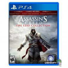 Assassin's Creed The Ezio Collection ENG PS4