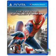 Amazing Spider Man PS Vita Б/У - интернет магазин Retromagaz