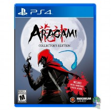Aragami Collector's Edition PS4 - интернет магазин Retromagaz