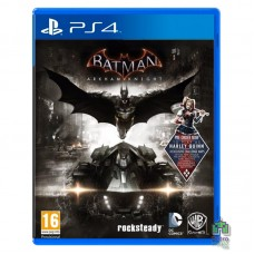 Batman Arkham Knight РУС Б/У PS4