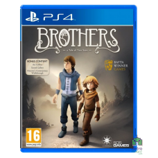 Brothers: a Tale of Two Sons РУС PS4 - интернет магазин Retromagaz