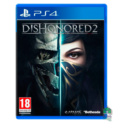 DisHonored 2 РУС PS4