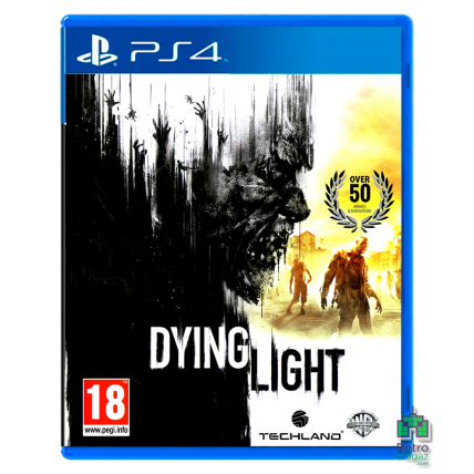 Игры PlayStation 4 Б/У - Dying Light РУС Б/У PS4