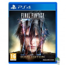 Final Fantasy 15 Royal Edition СУБ Новый PS4 - интернет магазин Retromagaz