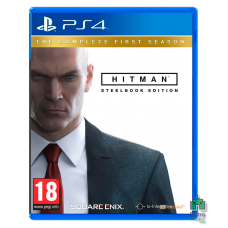 Hitman SteelBook Edition РУС PS4 - интернет магазин Retromagaz