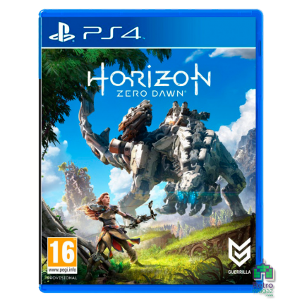 Игры PlayStation 4 Б/У - Horizon Zero Dawn РУС Б/У PS4