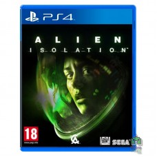 Alien Isolation Nostromo Edition РУС Б/У PS4