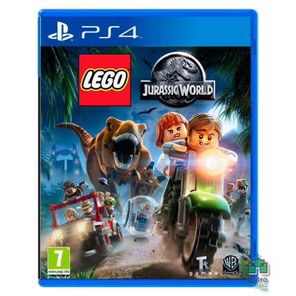 Игры PlayStation 4 Новые - Lego Jurassic World РУС PS4