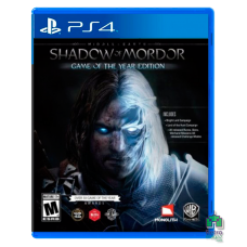 Middle-Earth Shadow of Mordor Game of The Year Edition Б/У PS4 - интернет магазин Retromagaz