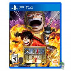 One Piece: Pirate Warriors 3 Б/У PS4 - интернет магазин Retromagaz