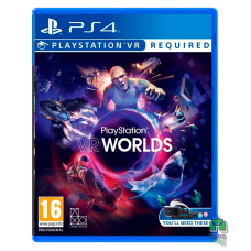 PlayStation VR Worlds РУС PS4