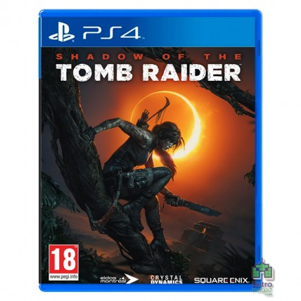 Shadow of the Tomb Raider РУС PS4