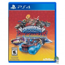 Skylanders SuperChargers Dark Edition Starter Pack PS4 - интернет магазин Retromagaz