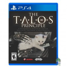 The Talos Principle ENG PS4 Б/У - интернет магазин Retromagaz