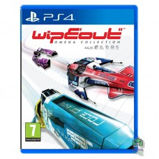 WipEout Omega Collection РУС PS4 - интернет магазин Retromagaz