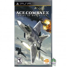 Ace Combat X Skies of Deception PSP - интернет магазин Retromagaz