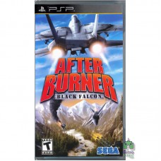 After Burner Black Falcon PSP - интернет магазин Retromagaz