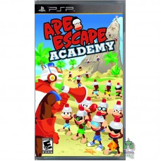 Ape Escape Academy PSP (Без коробки) - интернет магазин Retromagaz