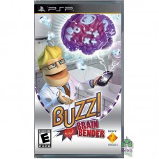 Buzz Brain Bender PSP - интернет магазин Retromagaz
