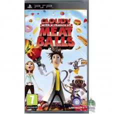 Cloudy with a Chance of Meatballs Русский язык PSP Б/У (Без Коробки) - интернет магазин Retromagaz