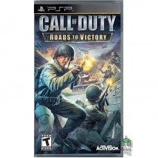 Call Of Duty Road To Victory PSP - интернет магазин Retromagaz