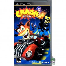 Crash Tag Team Racing PSP - интернет магазин Retromagaz