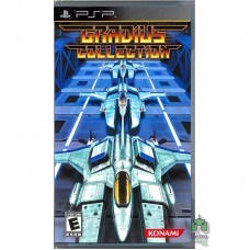 Gradius Collection PSP (Без коробки) - интернет магазин Retromagaz