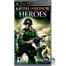 Medal of Honor Heroes PSP - интернет магазин Retromagaz